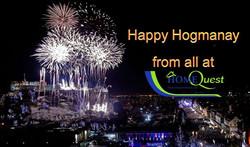 Happy Hogmonay