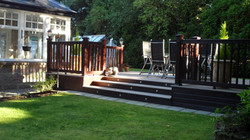 uPVC Decking Aberdeen