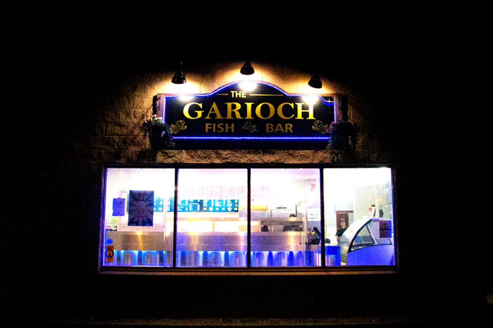 Inverurie Fish and Chip Shop
