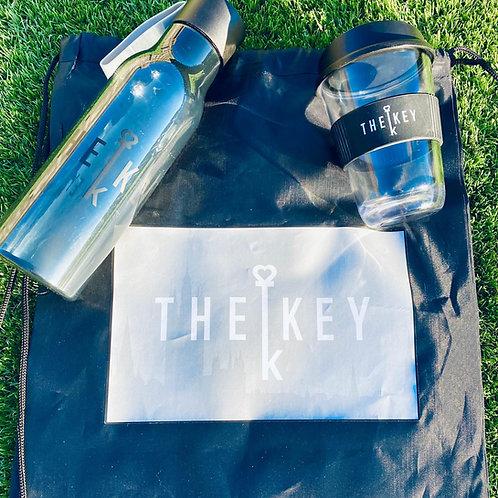 The Key Gym Goodie Bag