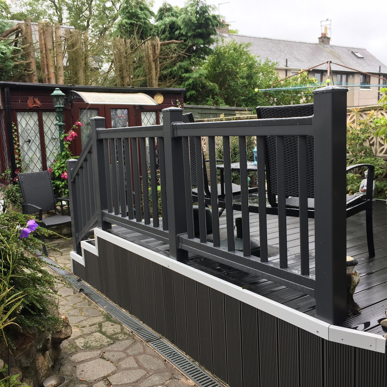 Fencing upvc Aberdeen