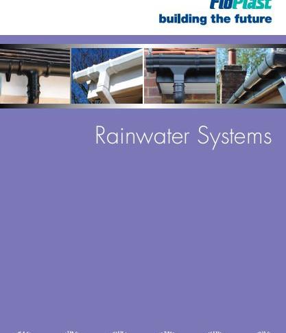 Floplast Rainwater Systems