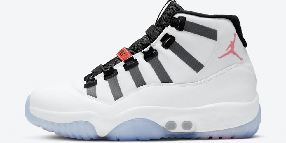 Air Jordan 11 Adapt White (Main Template)