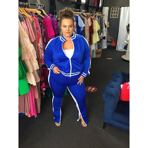Roly Blue Hannah Jogging Suit