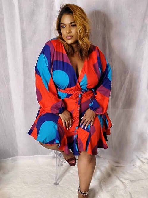 It's Her Babydoll Dress
