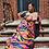 Thumbnail: Multi Color Skirt Set