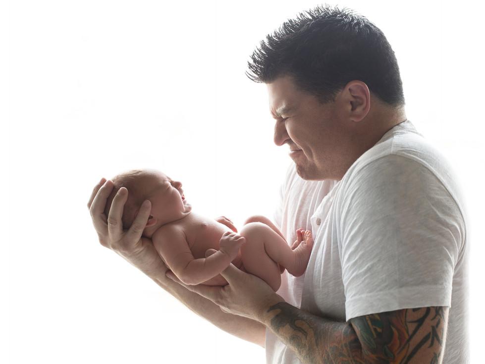 Drew Sam Newborn Baby - San Diego Baby Photography
