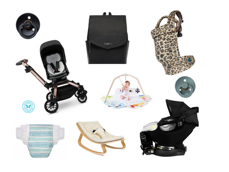 A Modern Mama's Favorite Baby Items for 2020