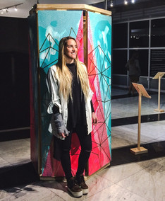 """Exposición colectiva """"Conectar"""" en el """"Espacio fundación Telefónica"""""""
