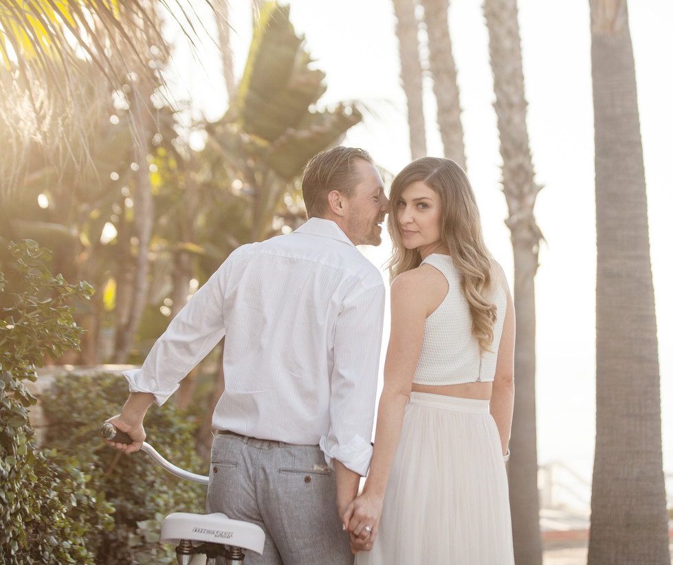 Nelson Vingrys Engagement LOS Angeles