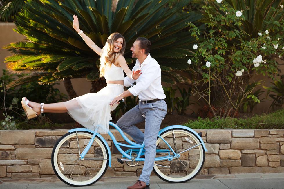 Nelson Vingrys Engagement Beverly Hills