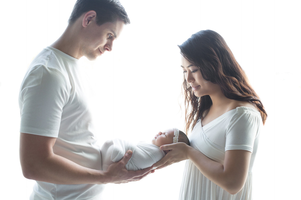 Newborn Family Photography San Diego| Tiffany Allen Photography