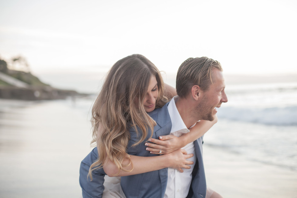 Nelson Vingrys Engagement Photography | Beverly Hills