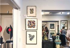 Exposición colectiva Casa Arte Pastrana
