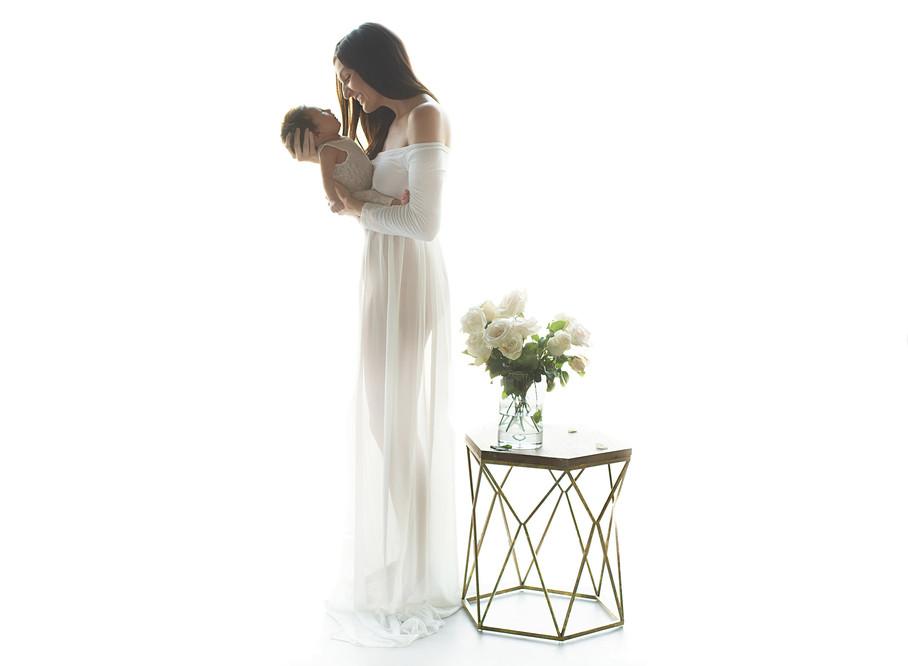 Orozco Newborn | Tiffany Allen Photography San Diego