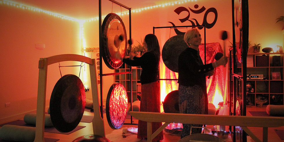 Monthly Gong Baths