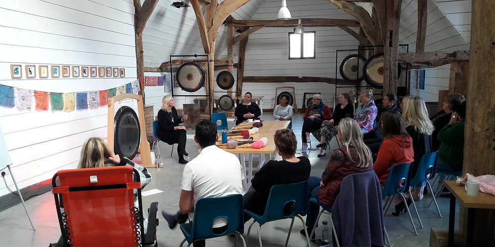 Gong Practitioners Training