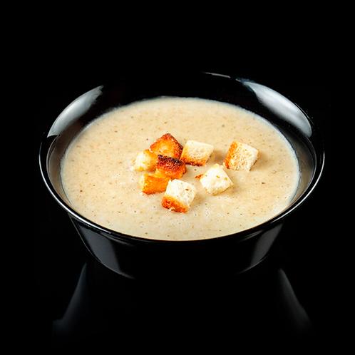 Крем суп Шитаки