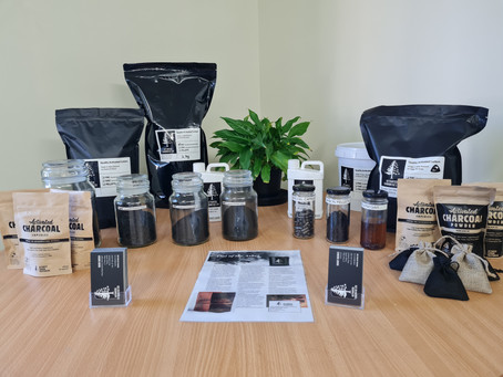 Taupo based Activated Carbon - environmental and business win:win