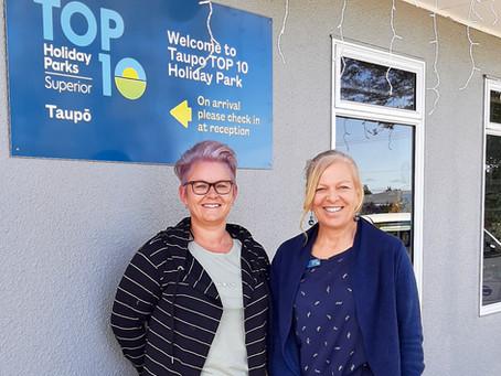 Award winning Taupo Top 10