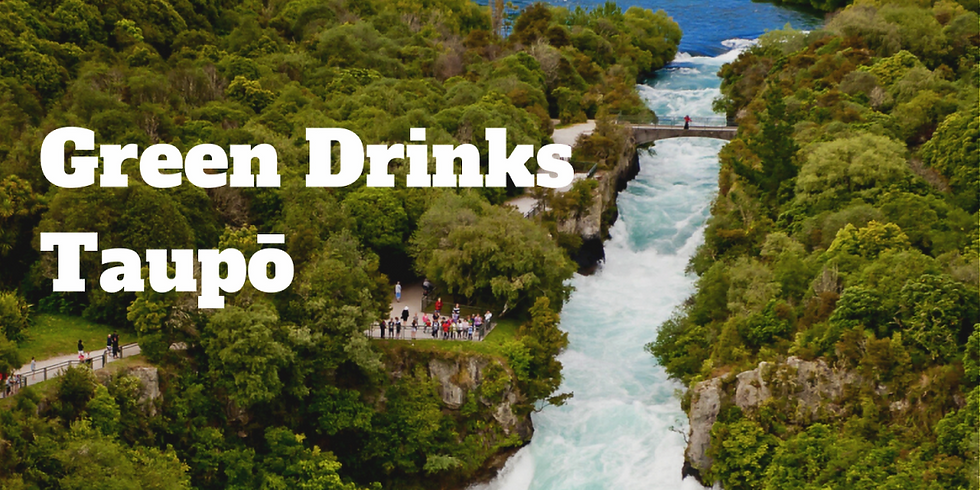Green Drinks - Technology in sustainable development