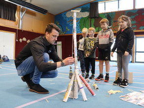 Local students rise to the geothermal challenge