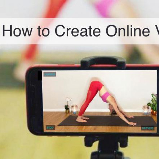 Sell your service online - Digital Filming for the future