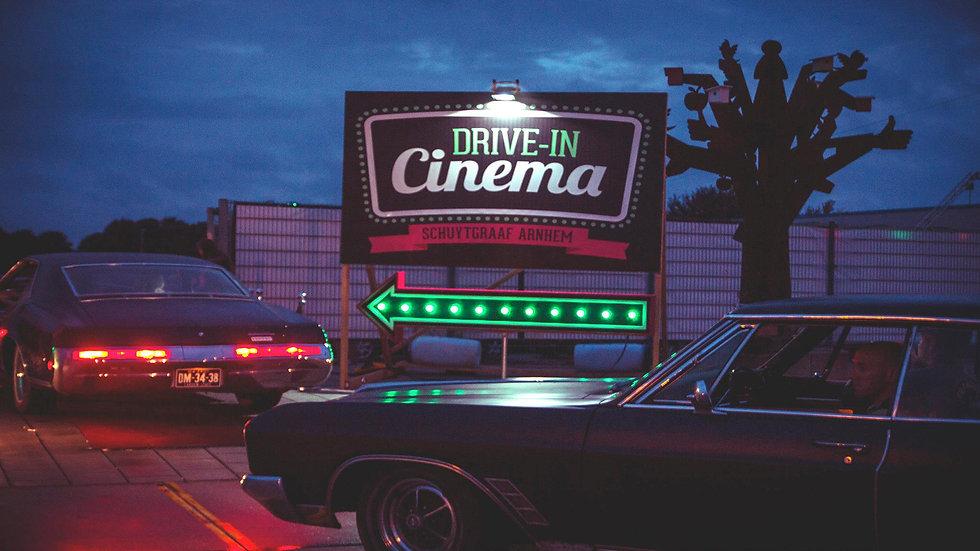 Drive Through Cinema