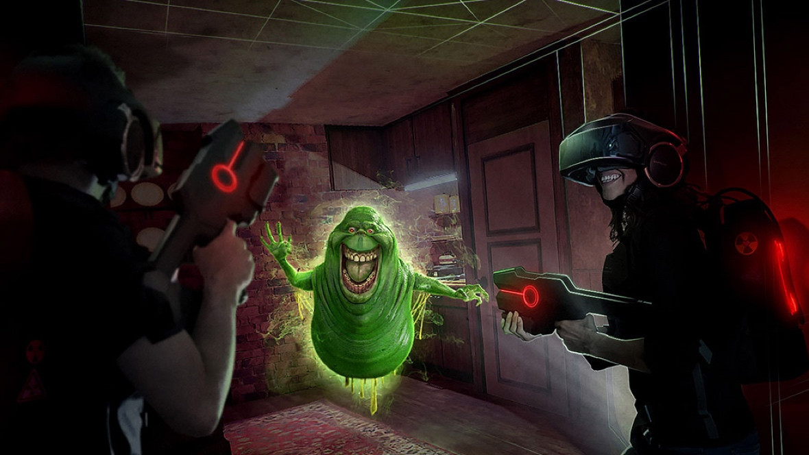 Image of the void's virtual reality