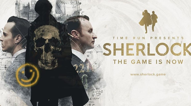 Sherlock: The Game Is On