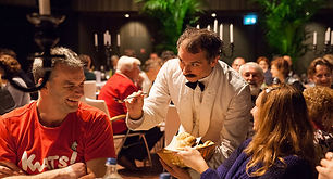Faulty Towers: The Dinning Experience
