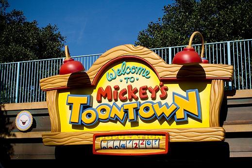Disneyland: Mickey s Toontown