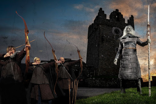 Image of Game of Thrones Archery Activity