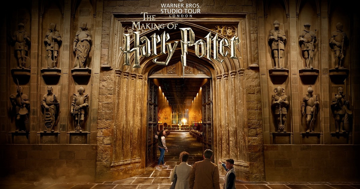Image of Harry Potter Studio and Location tours
