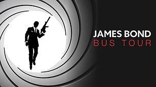 James Bond Bus Tour of London