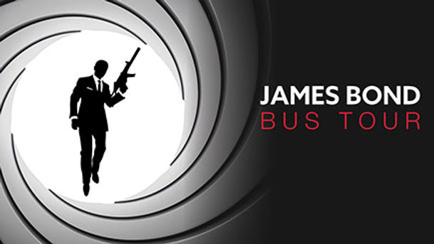James Bond Bus Tour of London