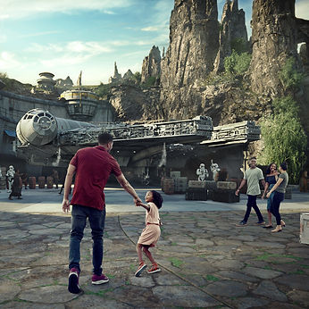 Disneyland: Star Wars Galaxy Edge