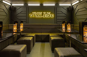 Star Wars & Titanic Themed Bar