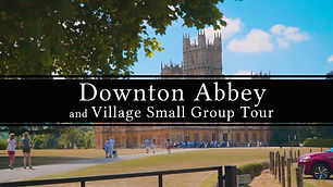 Day tour visiting filming locations from the award-winning show including Haxby Park, Grantham House, Yew Tree Farm and Downton village.