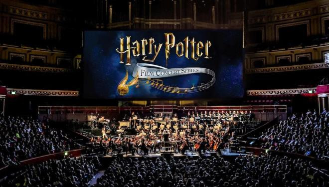 Image of Harry Potter Unique Screening