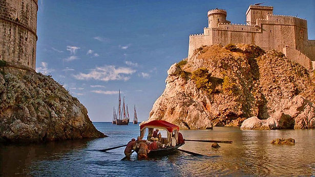 Game of Thrones: Dubrovnik tour