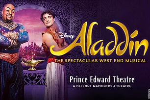 Aladdin Live in Theatre