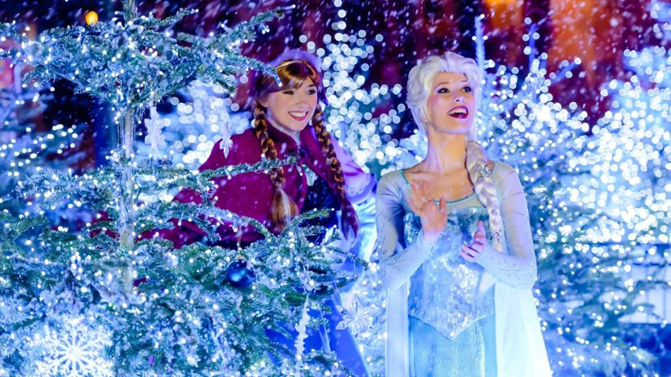Frozen - Disney Experience