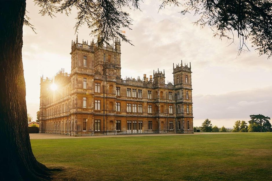 Image of Downton Abbey for Special Accommodation