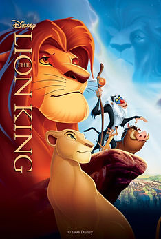 The Drive In: The Lion King (Southampton)