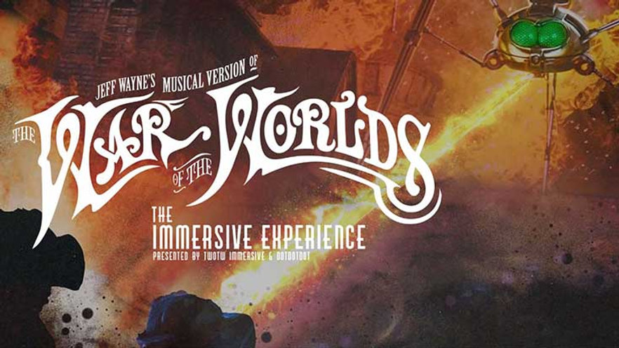 War of the Worlds VR Experience