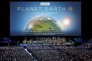 Planet Earth II  Live In Concert (Manchester)