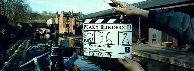 Peaky Blinders Black Country Museum