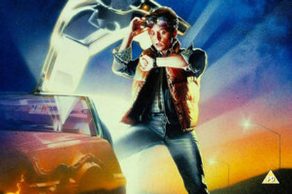 The Drive In: Back to the future (Edinburgh 2)