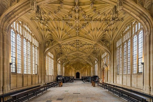 Harry Potter: Movie Locations Tour Of Oxford